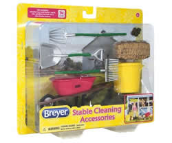Breyer #61074 Stable Cleaning Accessories Classic Horse Barn Accessories