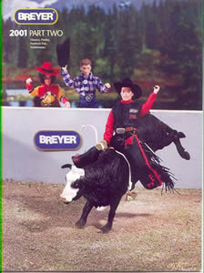 Breyer Dealer Catalog 2001 Part 2