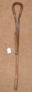 Leather Crupper for Horse Pony or Mule