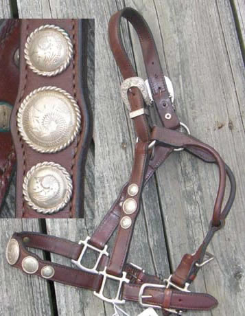 Click Here to View Show Halters and Leads!