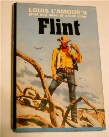 Image result for flint by louis l'amour