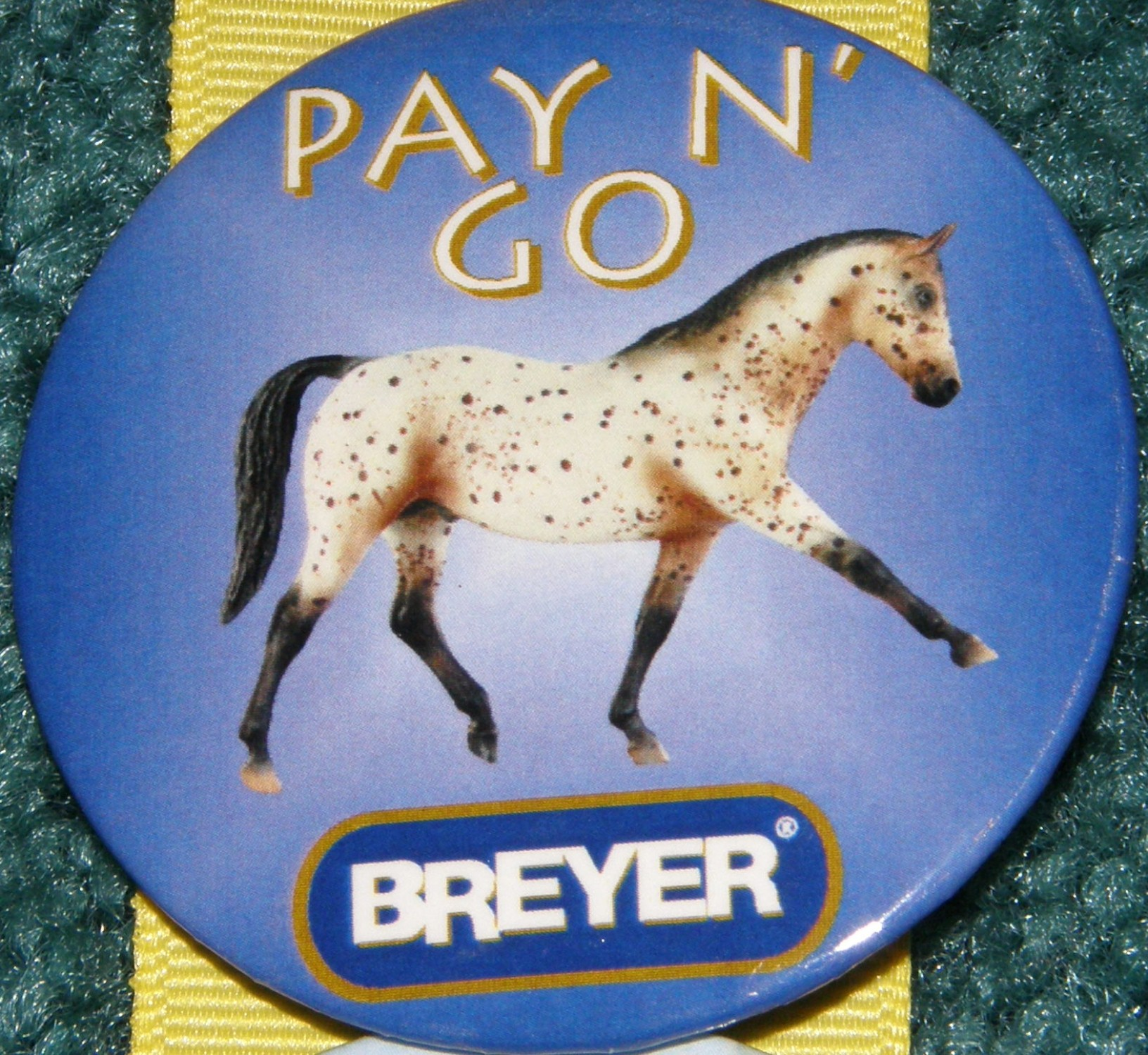 Click Here to View Breyer Buttons!
