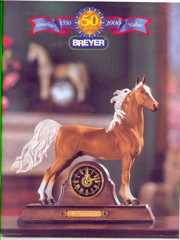 Breyer Dealer Catalog 2000