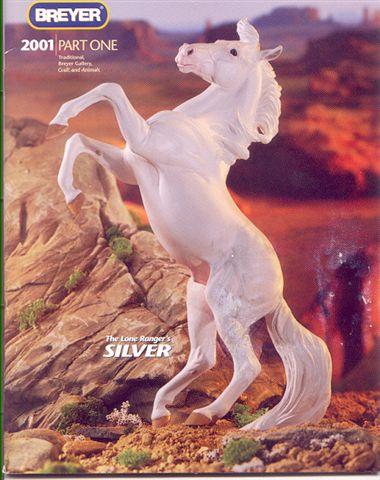 Breyer Dealer Catalog 2001 Part 1