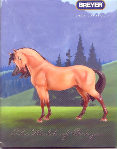Breyer Dealer Catalog 2002