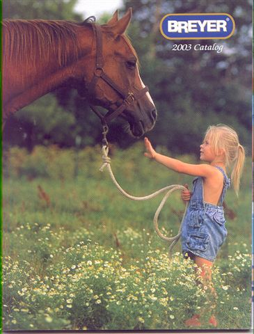 Breyer Dealer Catalog 2003