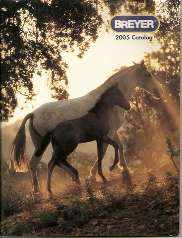 Breyer Dealer Catalog 2005