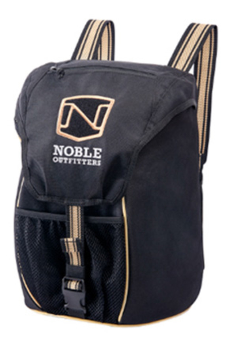 Noble Outfitters Coubleheader Day Pack Backpack Helmet Bag English Helmet Carrying Case Helmet Bag