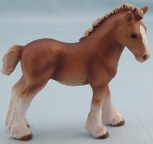 *New with tag* MORGAN BAY STALLION Horse Toy Model by CollectA 88646