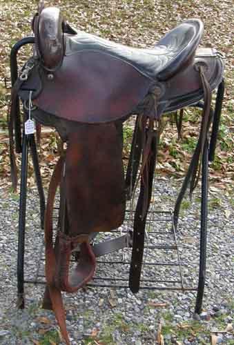 Western Saddles Page 1
