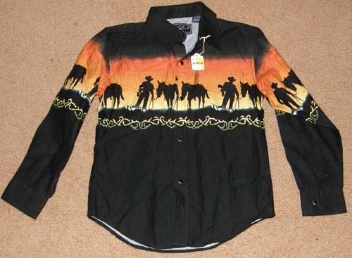 Western shirts vests page